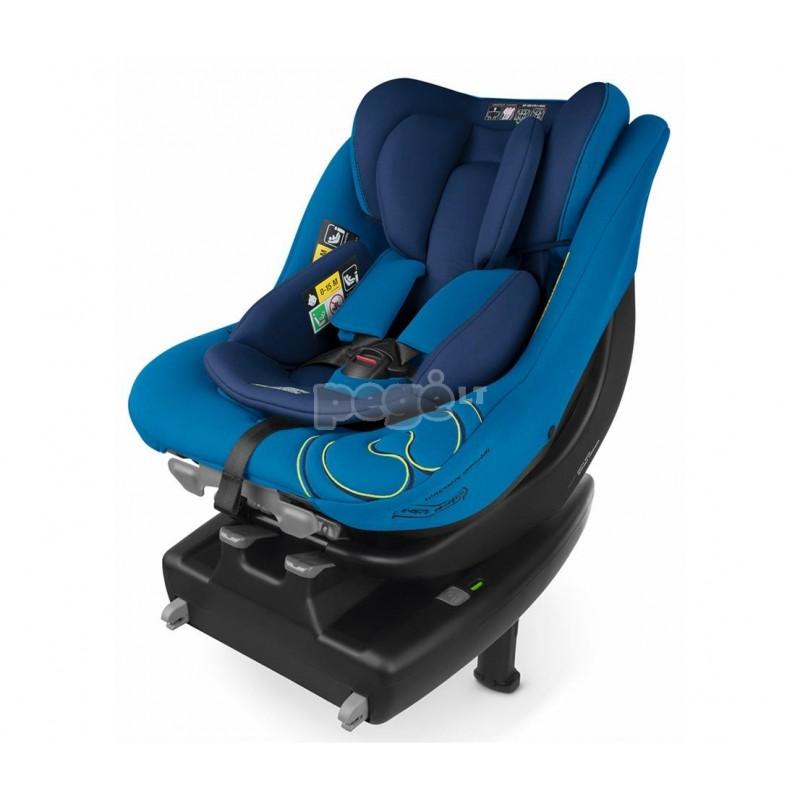 Autokėdutė CONCORD ULTIMAX I-SIZE nuo 0 iki 15 mėnesių amžiaus (apytiksl. 4 metukų)