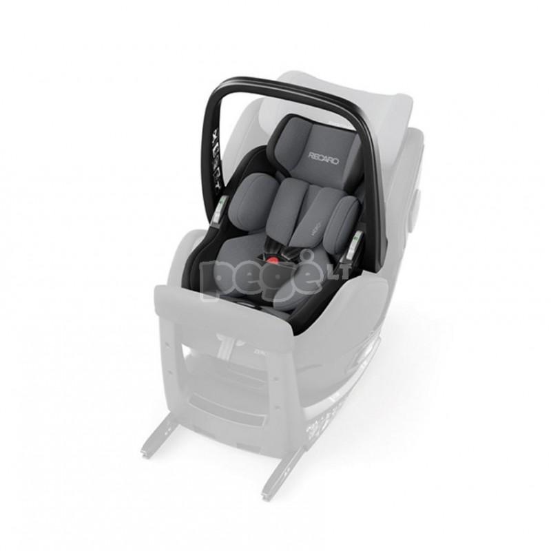 Autokėdutė RECARO ZERO.1 ELITE I-SIZE 0-20 kg