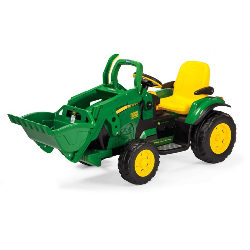 Elektromobilis PEG PEREGO JOHN DEERE GROUND LOADER 12V
