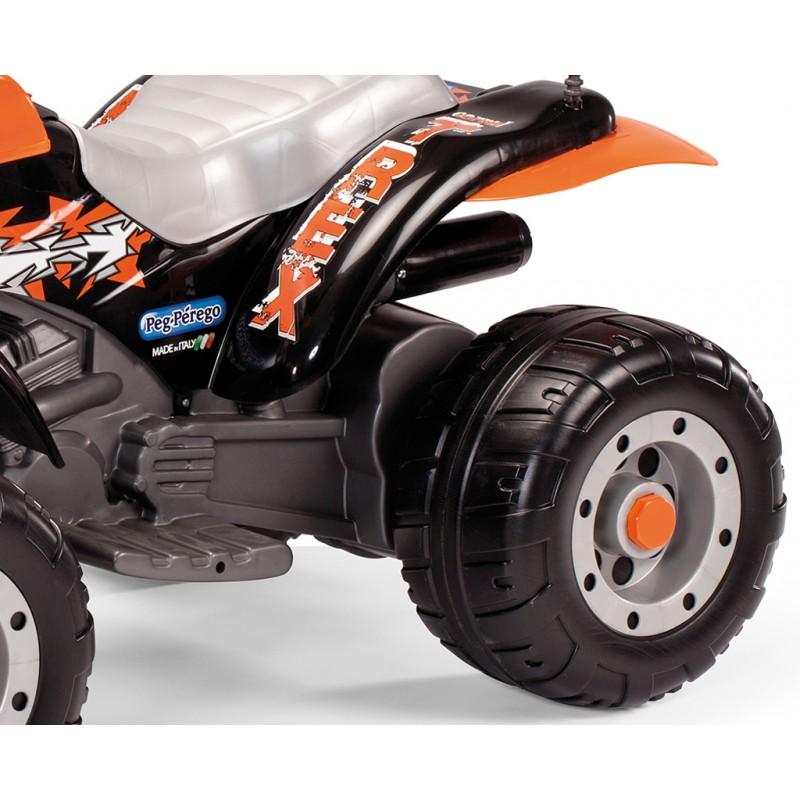 Elektromobilis PEG PEREGO  CORRAL T-REX 12 V