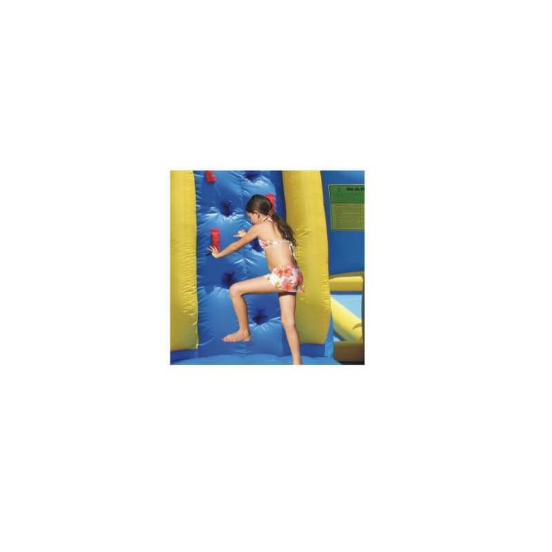 Vandens čiuožykla  Mini vandens parkas