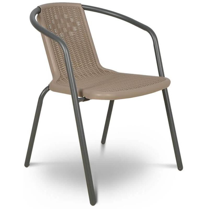 Lauko baldai MEPLE 150/6 CAPPUCCINO