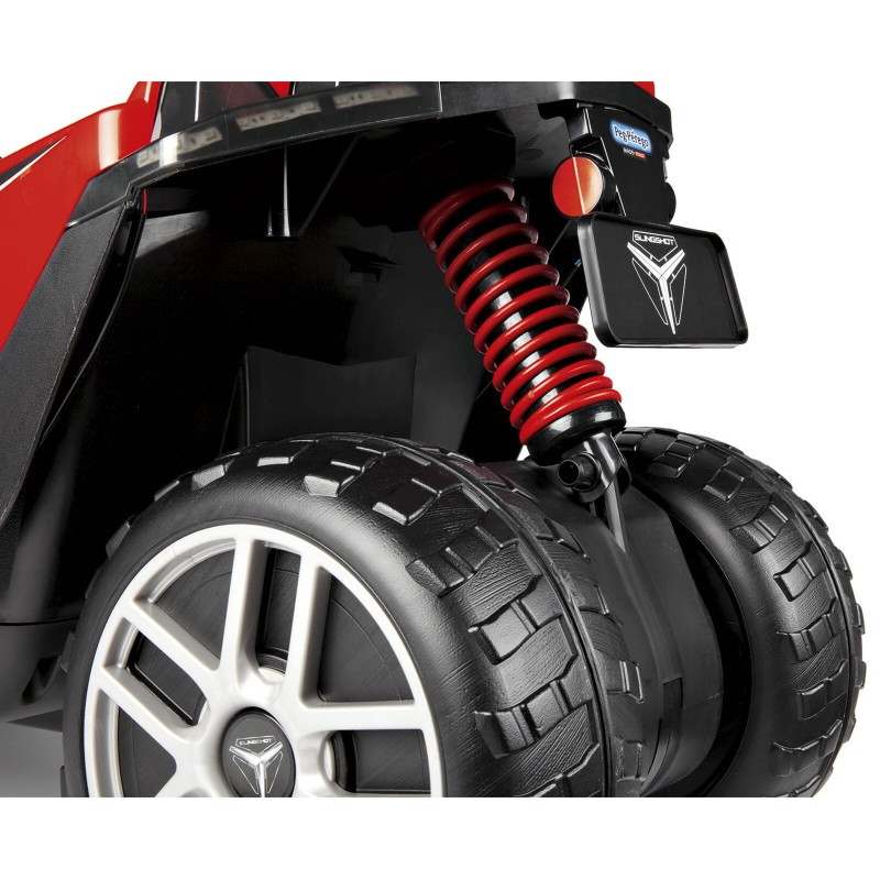 Elektromobilis PEG PEREGO POLARIS SLINGSHOT RC 12V + nuotolinis valdymas