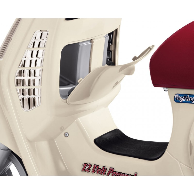Elektromobilis motociklas PEG PEREGO VESPA 12V