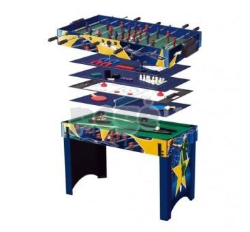 Žaidimų stalas WORKER 13 in1 SUPERTABLE