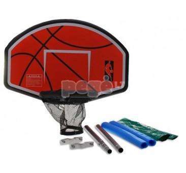 Krepšinio stovas batutui+kamuolys dovanų