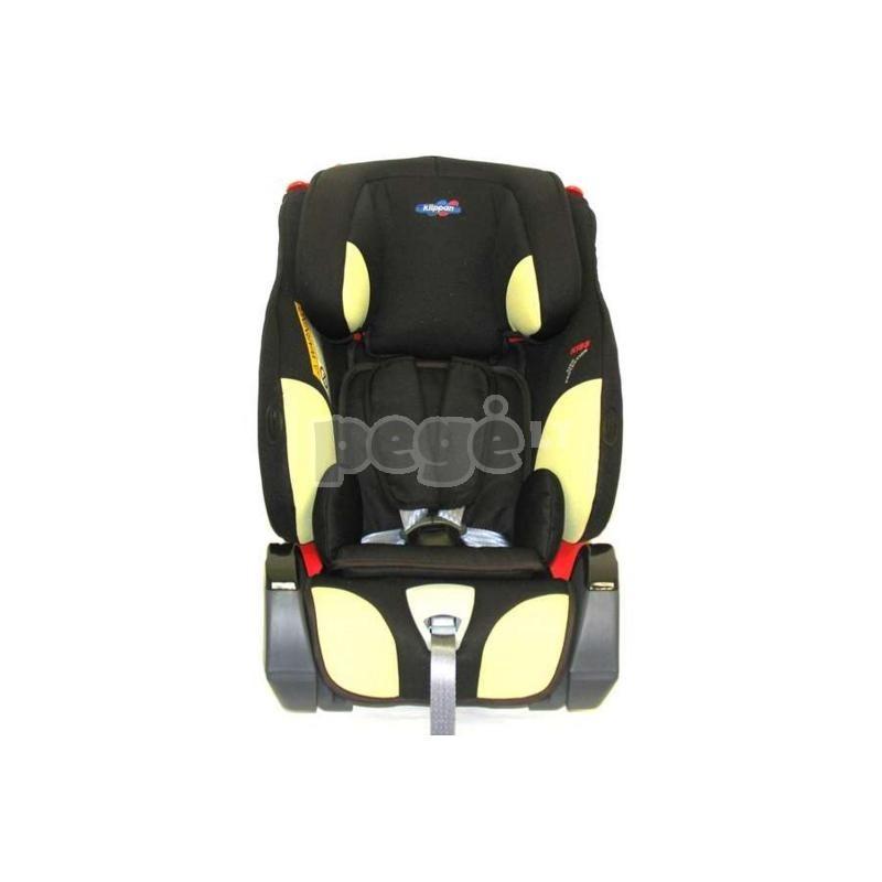 Automobilinė kėdutė KLIPPAN TRIOFIX  RECLINE nuo 9 iki 36 kg