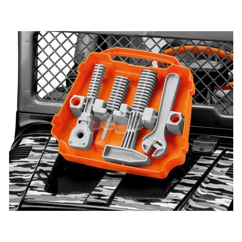 Žaislinių įrankių dėžė PEG PEREGO GAUCHO ROCK IN
