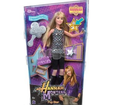 Barbė Hannah Montana
