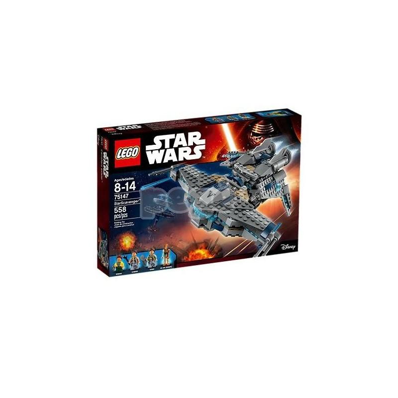 LEGO konstruktorius STAR SCAVENGER 75147