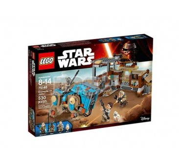 LEGO konstruktorius ENCOUNTER ON JAKKU 75148