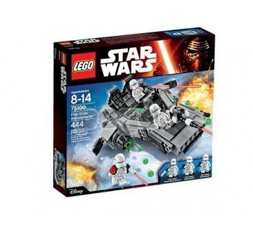 LEGO konstruktorius FIRST ORDER SNOWSPEEDER 75100