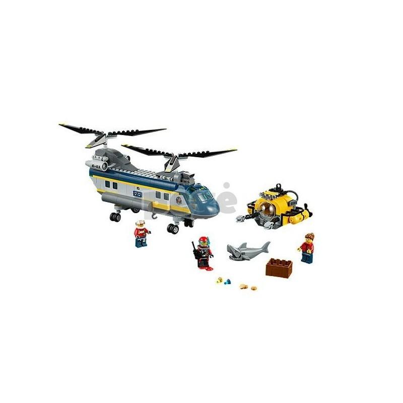 LEGO konstruktorius DEEP SEA HELICOPTER 60093