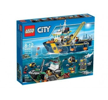 LEGO konstruktorius DEEP SEA EXPLORATION VESSEL 60095