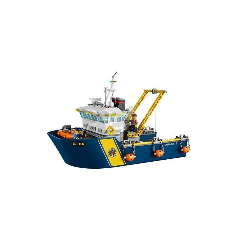 LEGO konstruktorius DEEP SEA EXPLORATION VESSEL 60095