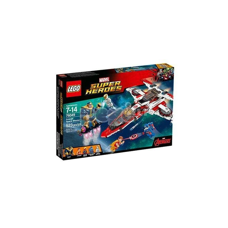 LEGO konstruktorius AVENJET SPACE MISSION 76049