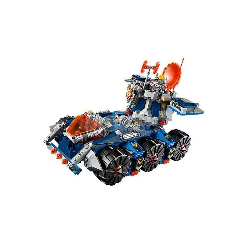 LEGO konstruktorius AXLS TOWER CARRIER 70322
