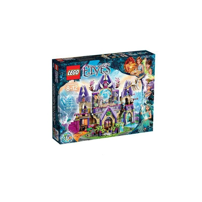 LEGO konstruktorius SKYRAS MYSTERIOUS SKY CASTLE 41078
