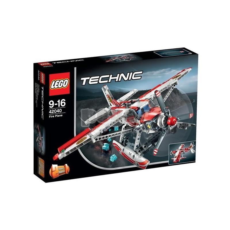 LEGO konstruktorius FIRE PLANE 42040
