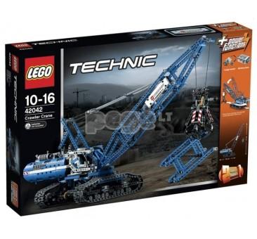 LEGO konstruktorius CRAWEL CRANE 42042