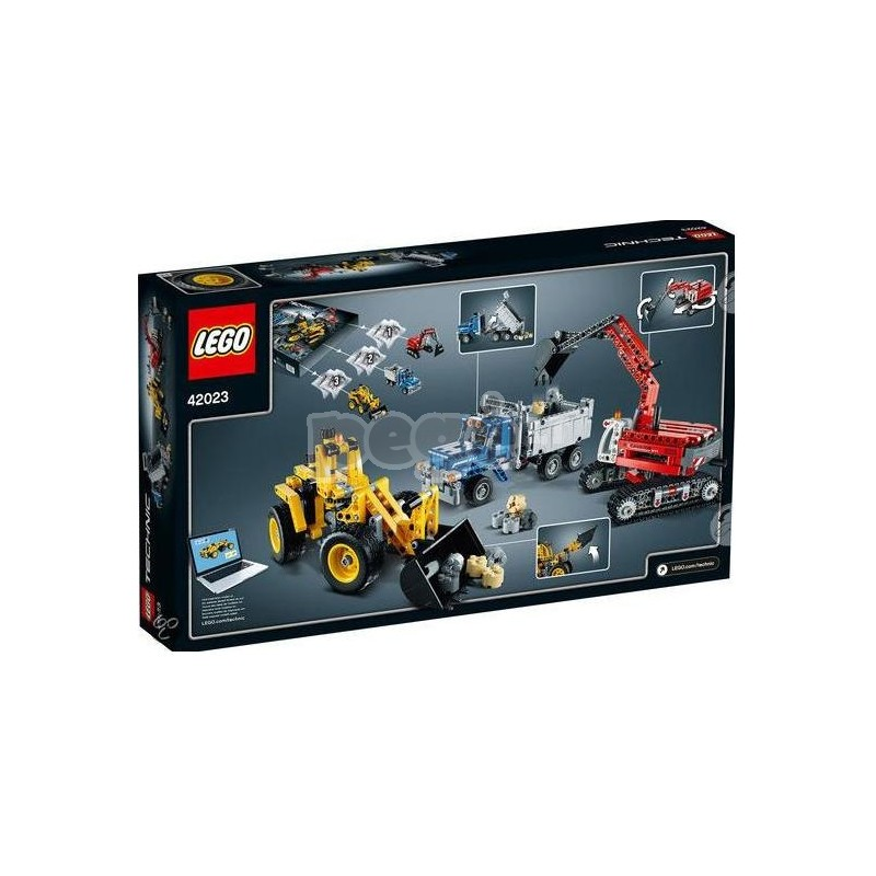 LEGO konstruktorius CONSTRUCTION CREW 42023