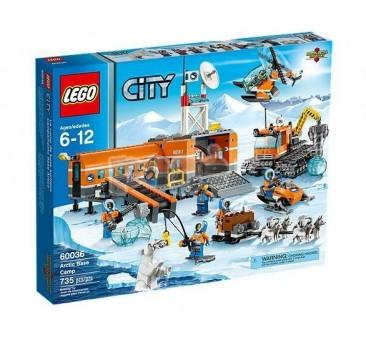 LEGO konstruktorius ARCTIC BASE CAMP 60036