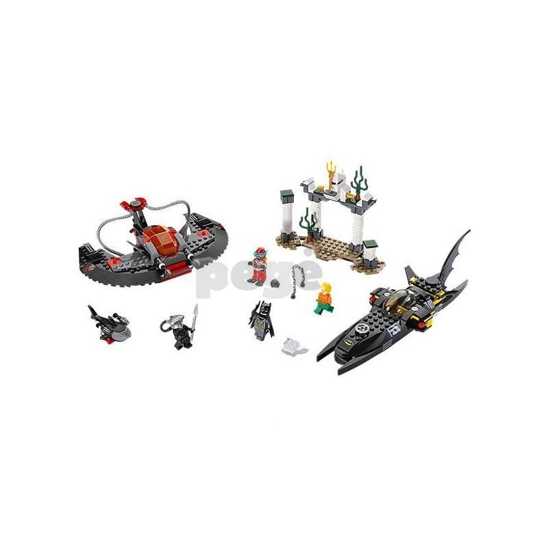 LEGO konstruktorius BLACK MANTA DEEP SEA STRIKE 76027