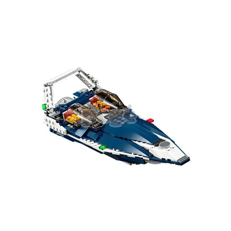 LEGO konstruktorius BLUE POWER JET 31039