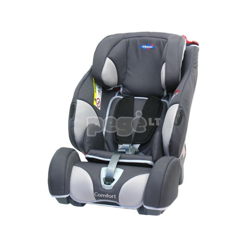 Automobilinė kėdutė KLIPPAN TRIOFIX COMFORT nuo 9 iki 36 kg