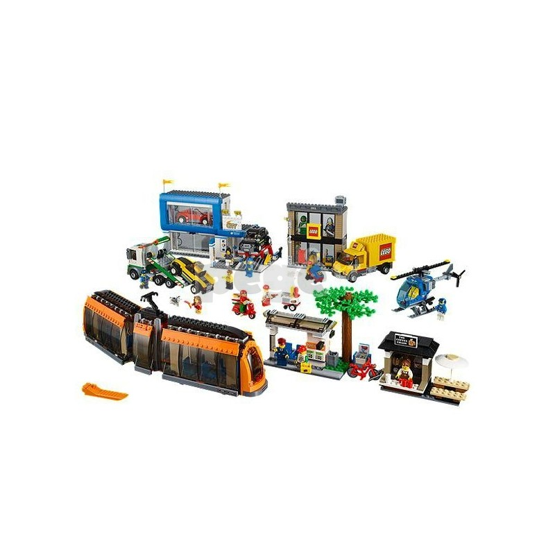 LEGO konstruktorius CITY SQUARE 60097