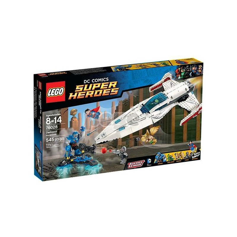 LEGO konstruktorius DARKEST INVASION 76028