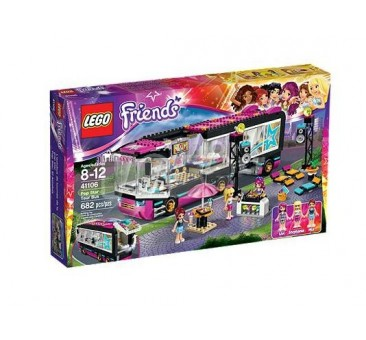 LEGO konstruktorius POP STAR TOUR BUS 41106
