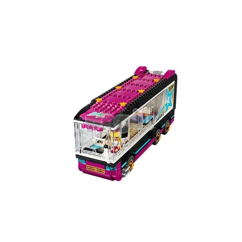 LEGO konstruktorius POP STAR TOUR BUS 41106