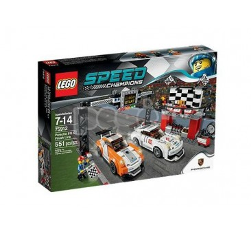 LEGO konstruktorius PORSCHE 911 GT FINISH LINE 75912