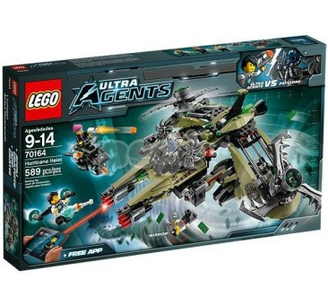 LEGO konstruktorius HURRICANE HEIST 70164
