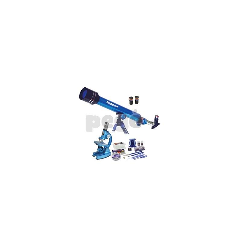 "Eastcolight mikroskopas + teleskopas ""Deluxe Microscope and Telescope Set with Tripod"""