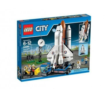LEGO konstruktorius SPACEPORT 60080