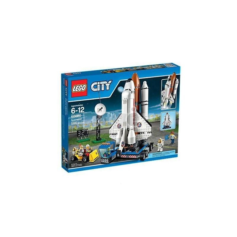 LEGO konstruktorius SPACEPORT 60080