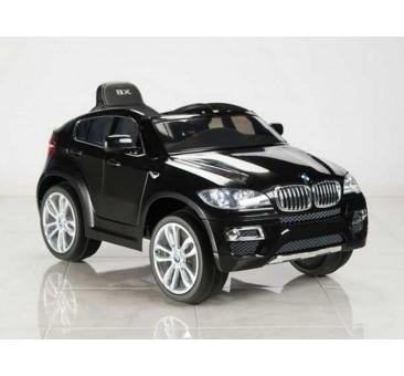Elektromobilis BMW X6 juodas 12 V
