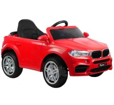 Elektromobilis CAR RED 12V