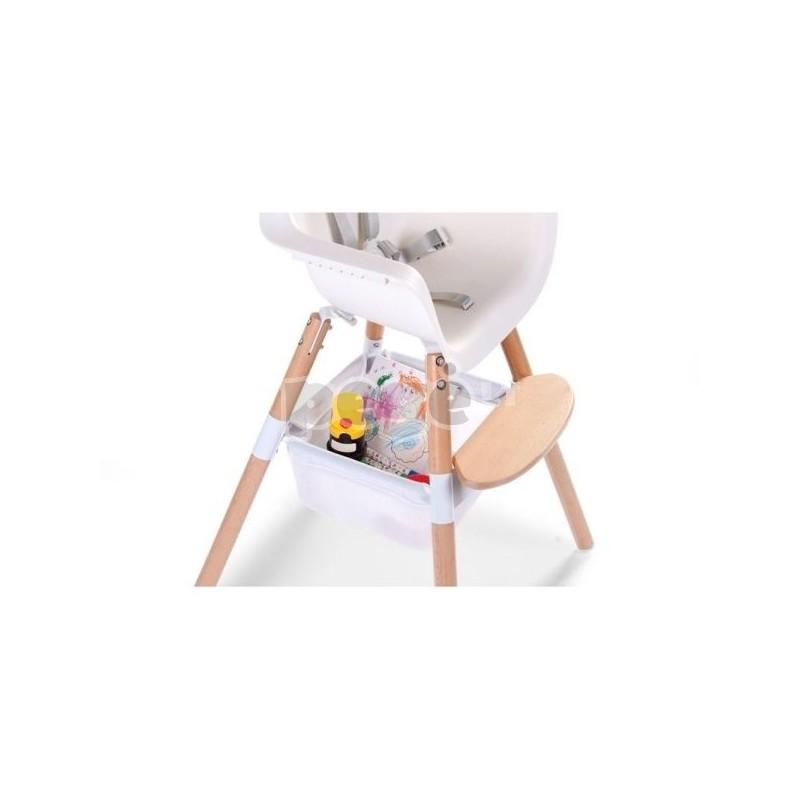Daiktų krepšys maitinimo kėdutei EVOLU 2 2in1