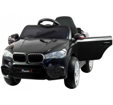 Elektromobilis CAR BLACK 12V