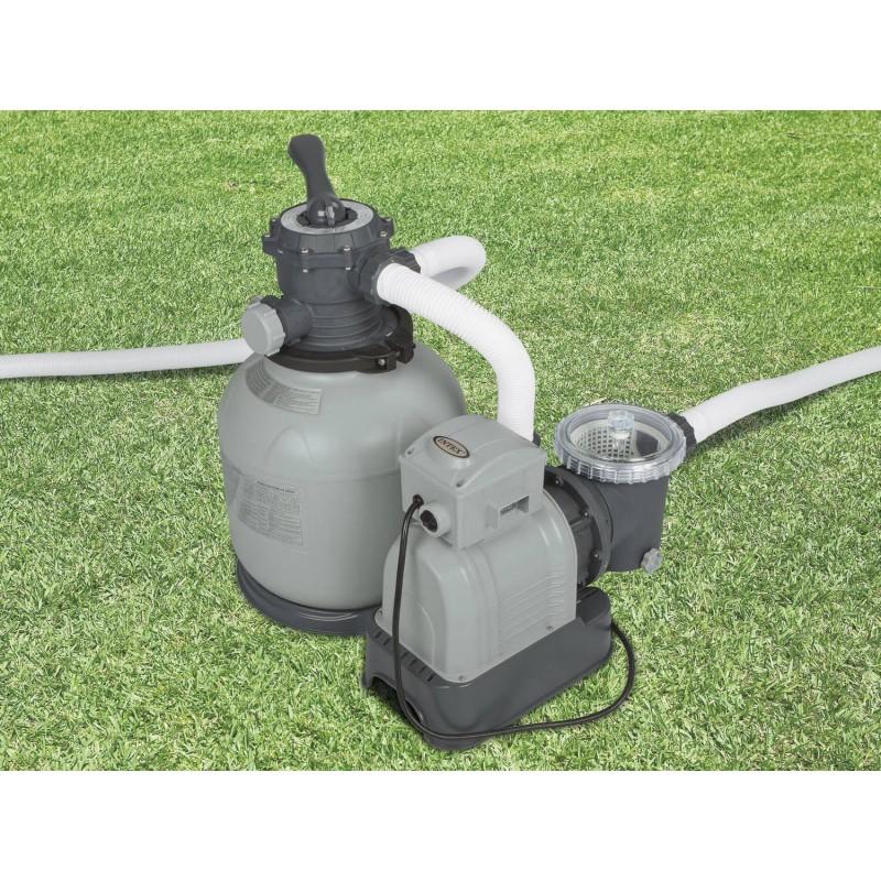 Smėlinis vandens filtravimo siurblys INTEX