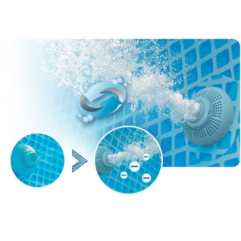 Smėlinis vandens filtravimo siurblys INTEX su smėliu