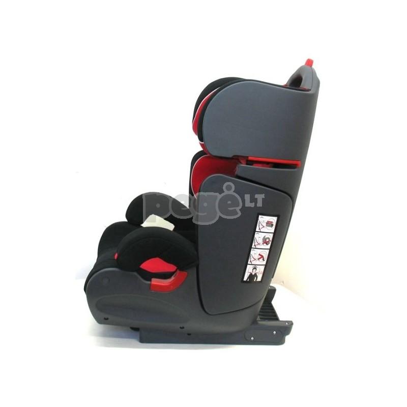 Autokėdutė KLIPPAN Booster Seat ES06 nuo 15 iki 36 kg