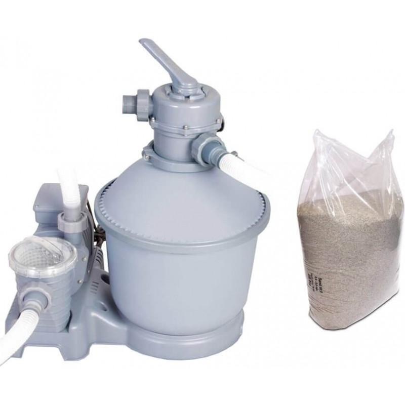 Smėlinis vandens filtravimo siurblys BESTWAY 58257/58400