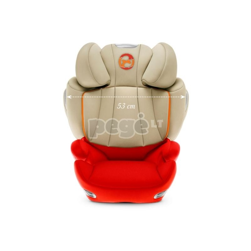 Autokėdutė CYBEX SOLUTION Q3-FIX 15-36 kg