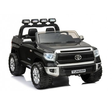 Elektromobilis TOYOTA TUNDRA 24V juodas