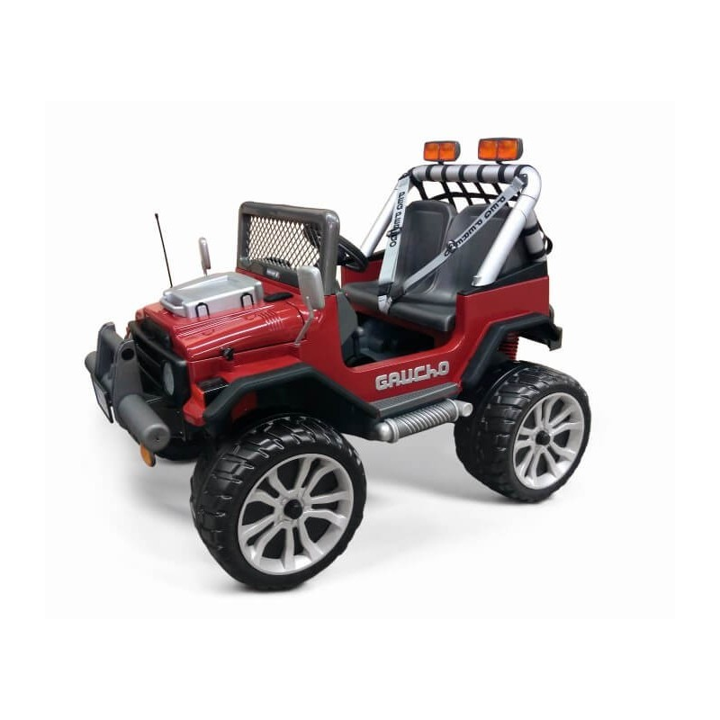 Elektromobilis PEG PEREGO GAUCHO GRANDE 12V