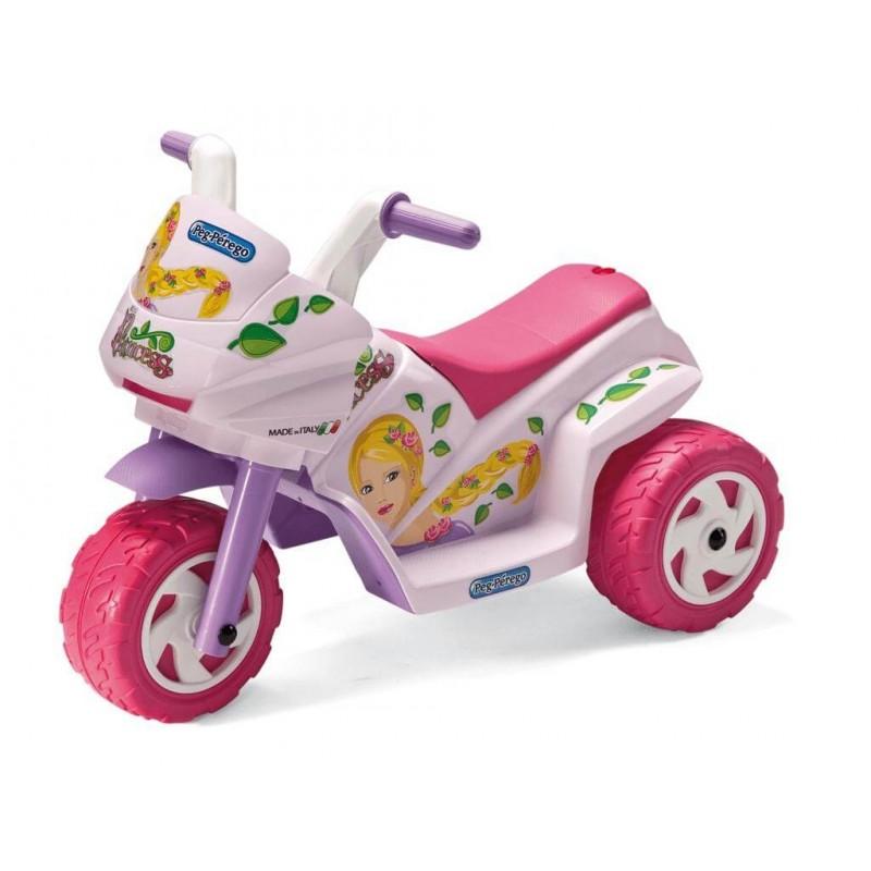 PEG PEREGO triratis motociklas MINI PRINCESS